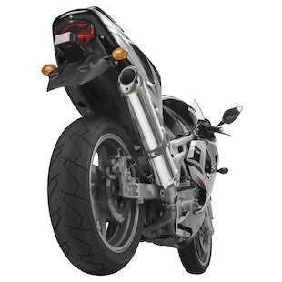 Two Brothers M2 Slip-On Exhaust Hyosung GT650R 2007–2014