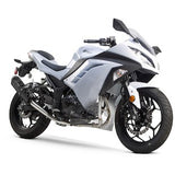 Two Brothers M2 Black Series Exhaust System Kawasaki Ninja ZX-6R 2009–2012 - Tacticalmindz.com