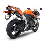 Two Brothers M2 Silver Series Slip-On Exhaust Honda CBR600RR 2007-2012 - Tacticalmindz.com