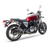 Two Brothers M2 Black Series Slip-On Exhaust Honda CB1100 2013 - Tacticalmindz.com