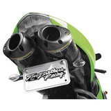 Two Brothers M2 Slip-On Exhaust Kawasaki Ninja ZX-6RR 2005–2006 - Tacticalmindz.com