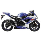 Two Brothers M2 Slip-On Exhaust Suzuki GSX-R750 2008–2010 - Tacticalmindz.com