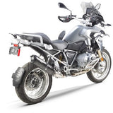 Two Brothers M5 Black Series Slip-On Exhaust R1200GS 2013–2016 - Tacticalmindz.com