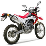 Two Brothers M7 Slip-On Exhaust Honda CRF250L 2013-2016 - Tacticalmindz.com