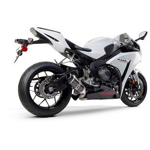 Two Brothers S1R Slip-On Exhaust Honda CBR500F 2016–2017 ...