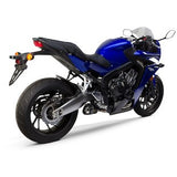 Two Brothers Tarmac Exhaust System Honda CBR650F 2014–2016 - Tacticalmindz.com