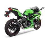 Two Brothers Tarmac Exhaust System Kawasaki Ninja 300 2013-2017 - Tacticalmindz.com
