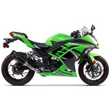 Two Brothers Tarmac Exhaust System Kawasaki Ninja 300 ABS 2013-2017 - Tacticalmindz.com