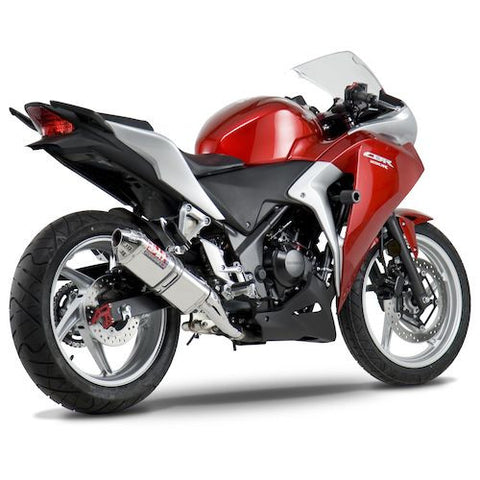 Yoshimura TRC Race Slip-On Honda 2011-2013 CBR250R