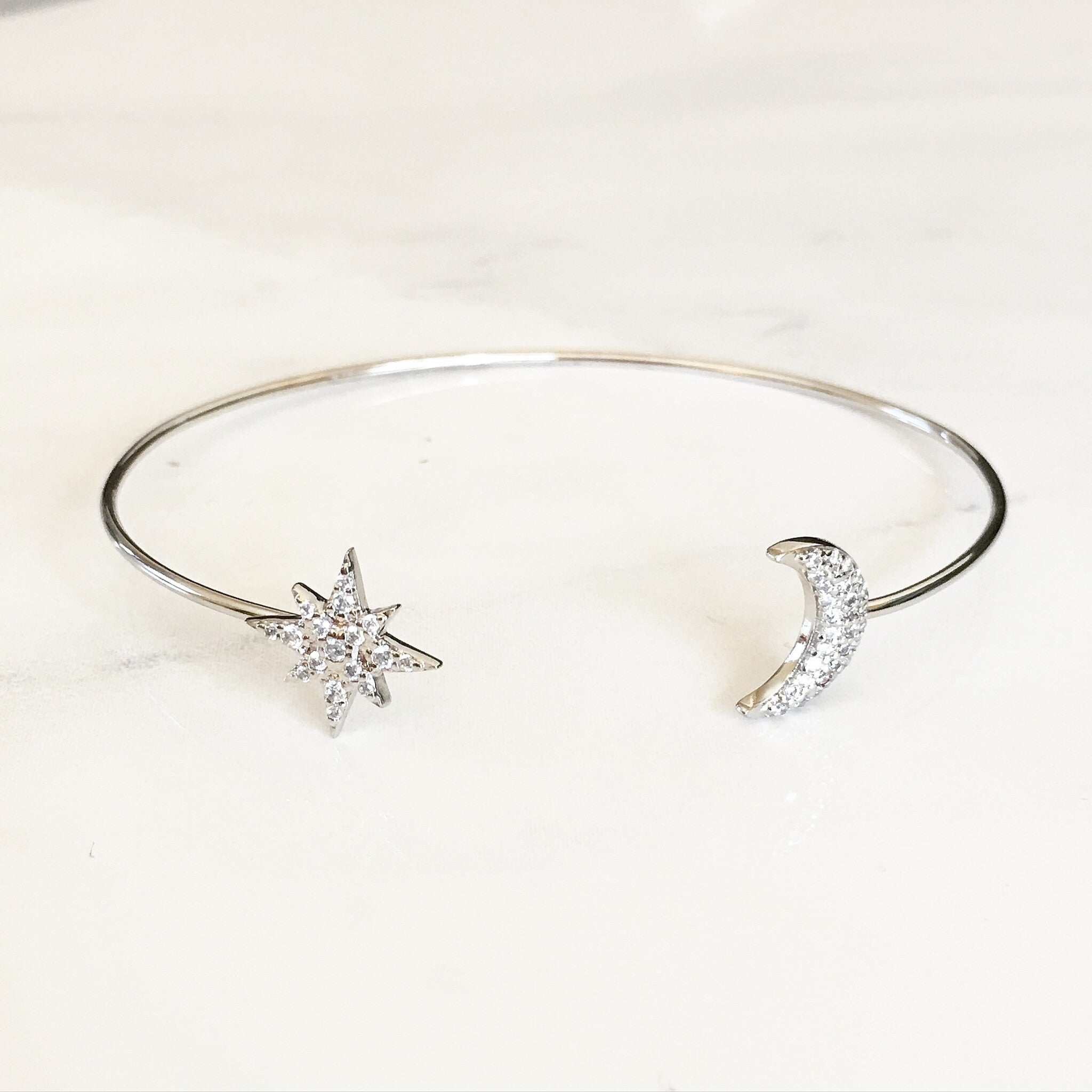 MOON / STARBURST -Bangle