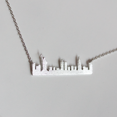 NEW YORK CITYSCAPE - Necklace
