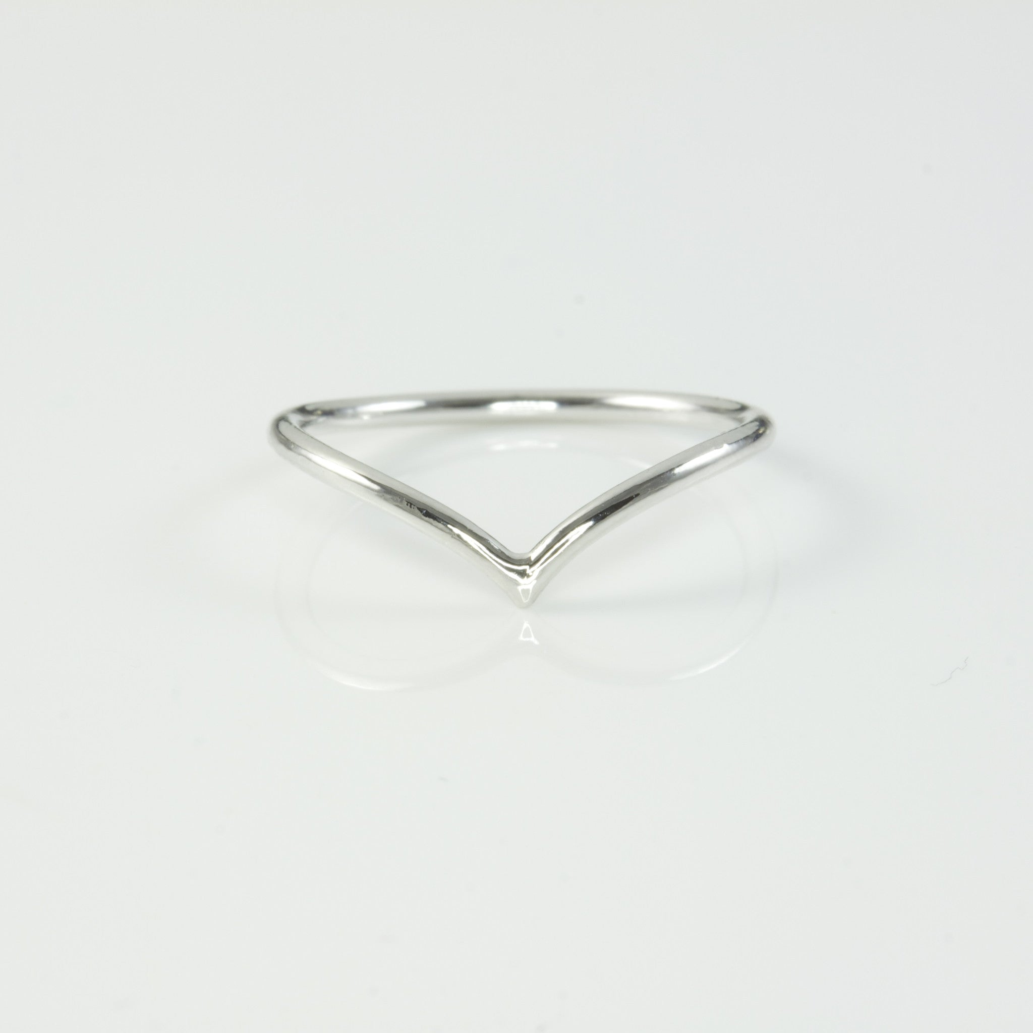 CHEVRON KNUCKLE -RING