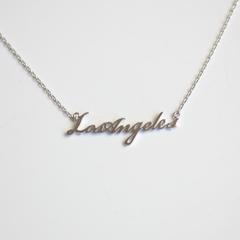 LOS ANGELES -NECKLACE