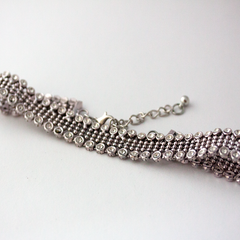 GLAM CHOKER - Necklace