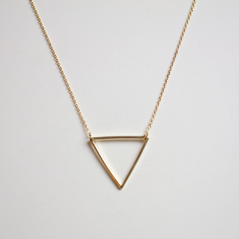 TRIANGLE - NECKLACE