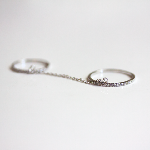 CHAIN LINK  - Ring