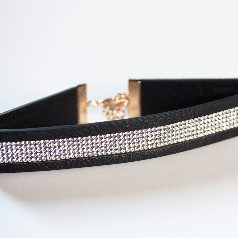 BLING CHOKER - Necklace