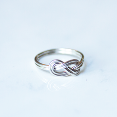 DOUBLE INFINITY - Ring