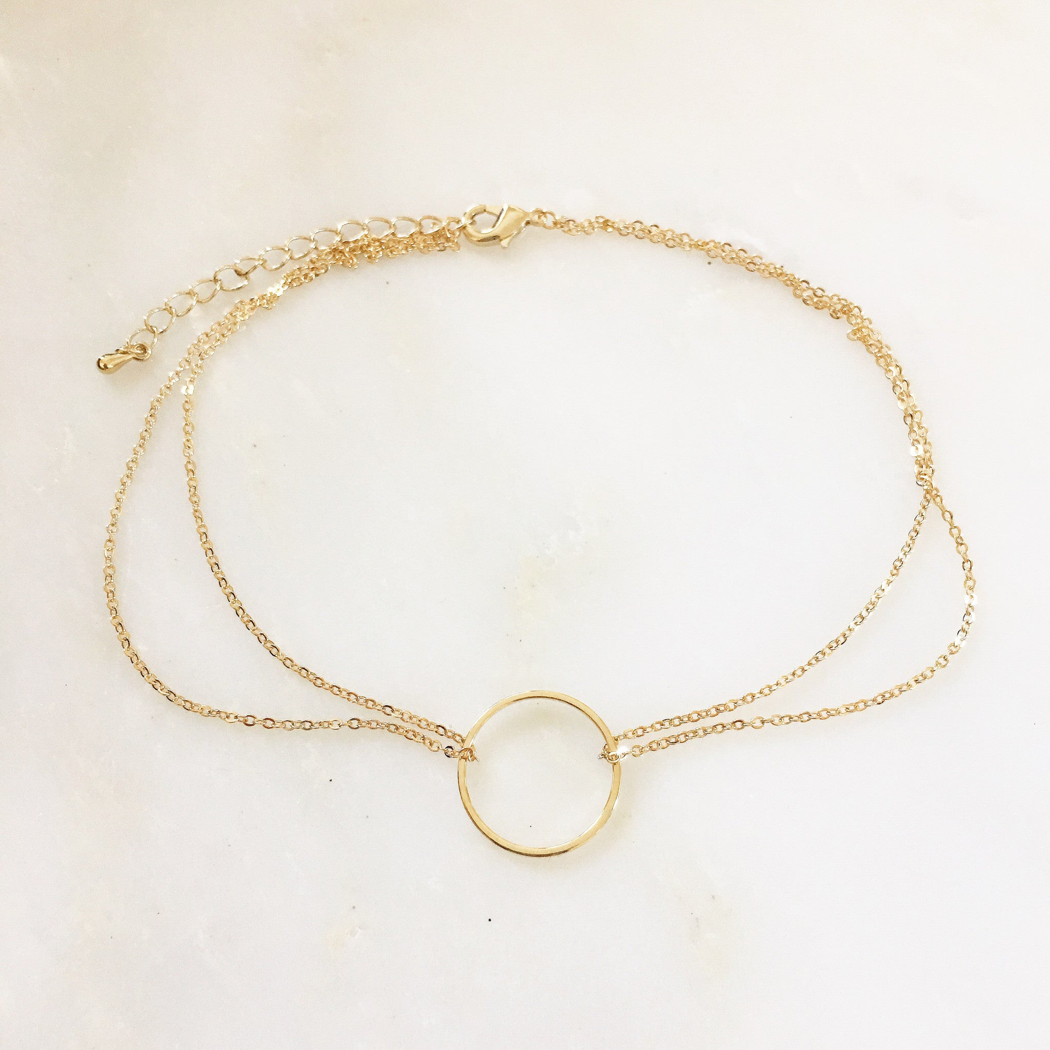 O CHAIN CHOKER - Necklace