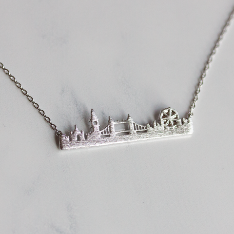 LONDON CITYSCAPE - Necklace