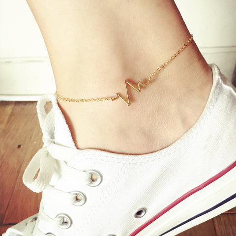 HEARTBEAT - Anklet