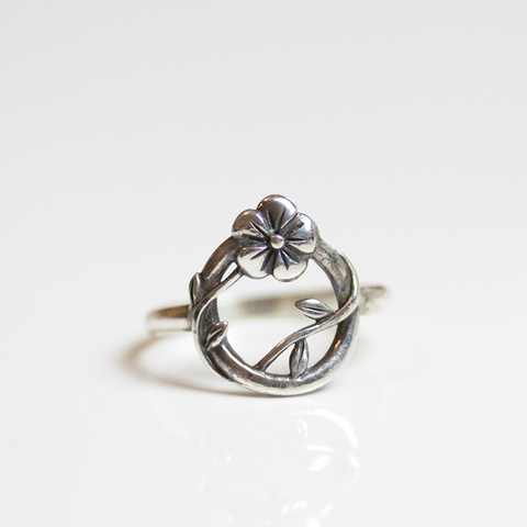 FLOWER & VINE - RING