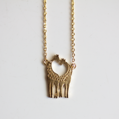GIRAFFES - NECKLACE