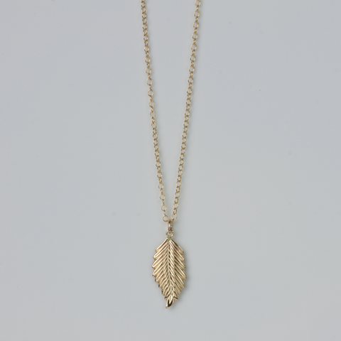 LEAF – NECKLACE
