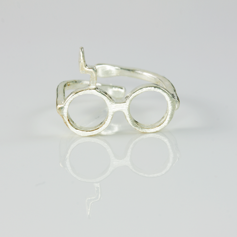 HARRYS SCAR GLASSES - Ring