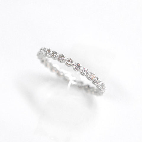CRYSTAL BAND - Ring
