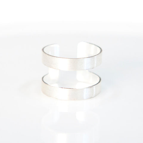 DOUBLE BAND - RING