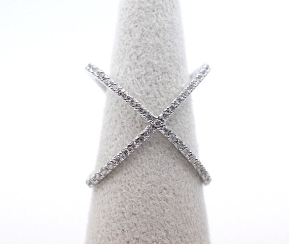 CRYSTAL X BAND - Ring