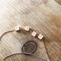 TINY LOVE BOX -Necklace