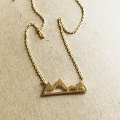 MOUNTAIN - Necklace