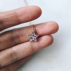 MULTI STAR - Necklaces