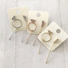 GEO STICK - Earrings