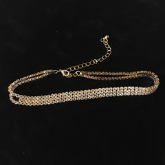 SPARKLE BAND CHOKER - Necklace
