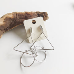 GEO MIX -Earrings