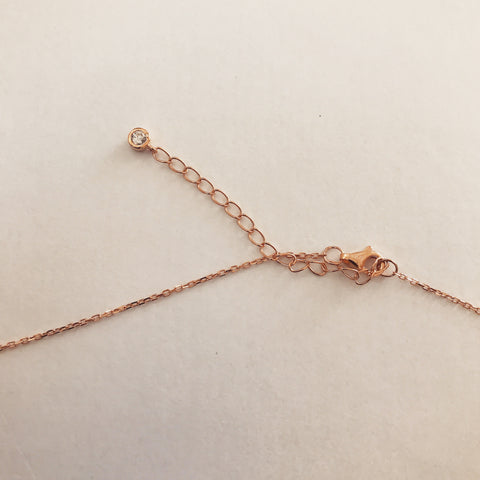 DAINTY DANGLING -Necklace