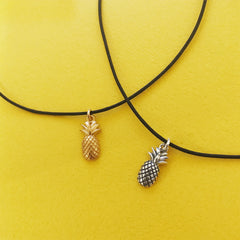 PINEAPPLE CHOKER - Necklace