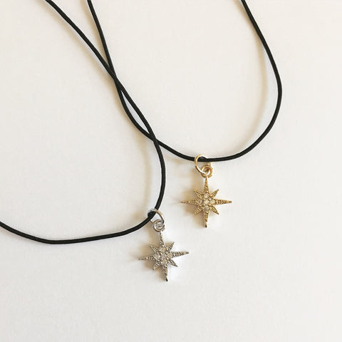 STARDUST CHOKER - Necklace