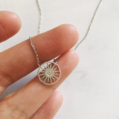 SUN -Necklace