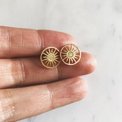 SUN - Earrings