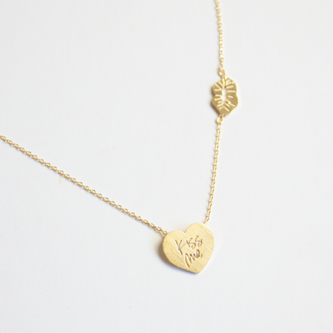 KISS ME - Necklace