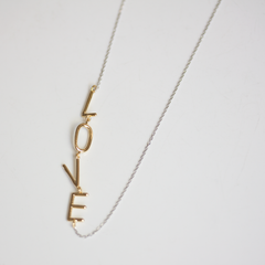 L.O.V.E - Necklace