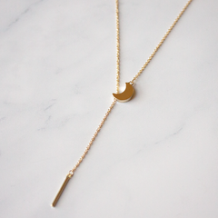 MOON & BAR - Necklace