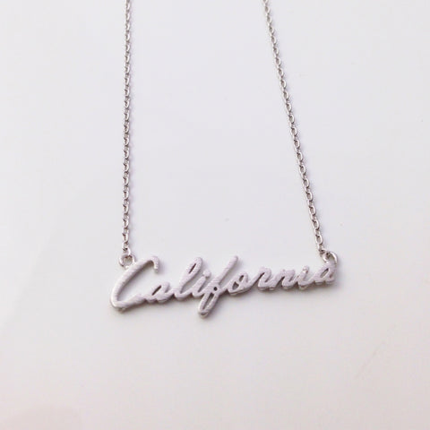 CALIFORNIA - NECKLACE