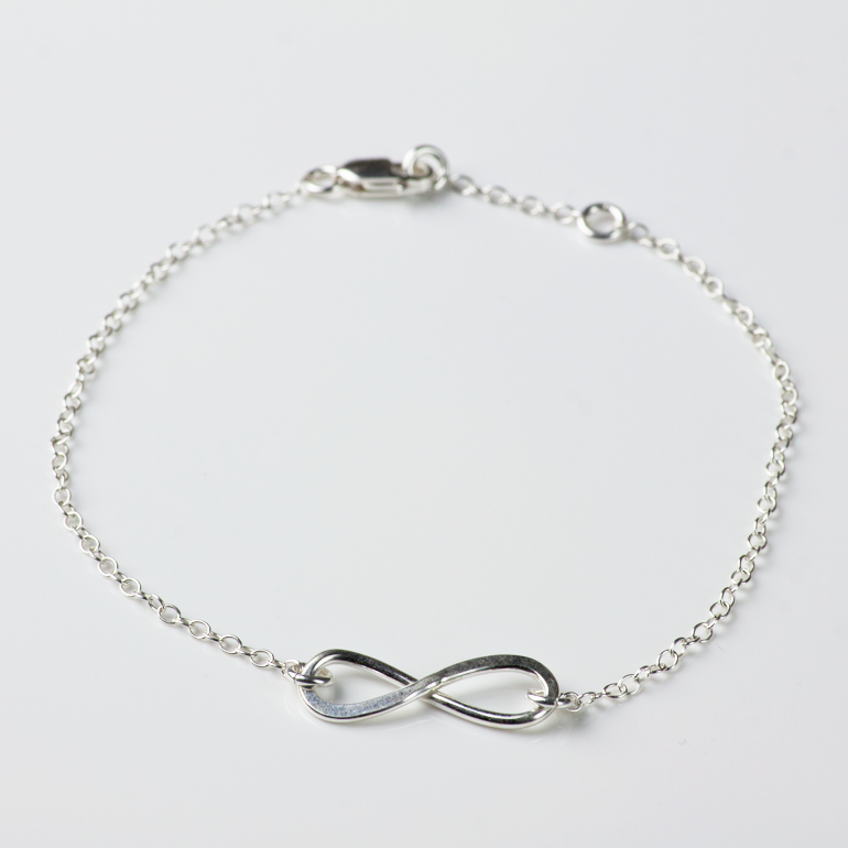 anklet jones philip infinity