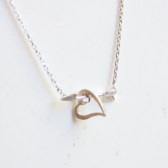CUPID TO YOUR HEART - Necklace