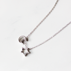 STAR & MOON - Necklace